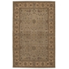 "Heritage Hall Rectangle Rug By, Green, 5'6"" X 8'6"""