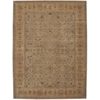 "Nourison Heritage Hall Rectangle Rug  By Nourison, Green, 8'6"" X 11'6"""