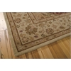"Nourison Heritage Hall Rectangle Rug  By Nourison, Lacquer, 7'9"" X 9'9"""