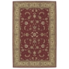 "Nourison Heritage Hall Rectangle Rug  By Nourison, Lacquer, 5'6"" X 8'6"""