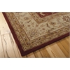 "Heritage Hall Rectangle Rug By, Lacquer, 7'9"" X 9'9"""