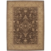 "Nourison Heritage Hall Rectangle Rug  By Nourison, Brown, 8'6"" X 11'6"""