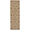 "Heritage Hall Runner Rug By, Ivory, 2'6"" X 8'"