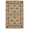 "Heritage Hall Rectangle Rug By, Ivory, 3'9"" X 5'9"""
