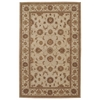"Heritage Hall Rectangle Rug By, Ivory, 5'6"" X 8'6"""