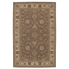 "Heritage Hall Rectangle Rug By, Olive, 5'6"" X 8'6"""