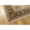 "Nourison Heritage Hall Rectangle Rug  By Nourison, Beige, 7'9"" X 9'9"""