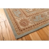 "Heritage Hall Rectangle Rug By, Blue, 7'9"" X 9'9"""