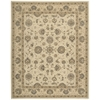"Nourison Heritage Hall Rectangle Rug  By Nourison, Cream, 7'9"" X 9'9"""