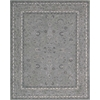 Heritage Hall Steel Area Rug