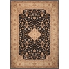 Heritage Hall Black Area Rug