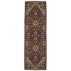"Nourison India House Runner Rug  By Nourison, Rust, 2'3"" X 7'6"""