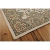 Nourison India House Rectangle Rug  By Nourison, Ivory Gold, 5' X 8'
