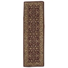 "India House Runner Rug By, Burgundy, 2'3"" X 7'6"""