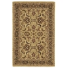 "India House Rectangle Rug By, Gold, 3'6"" X 5'6"""