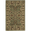 "Nourison India House Rectangle Rug  By Nourison, Green, 3'6"" X 5'6"""