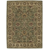 Nourison India House Rectangle Rug  By Nourison, Green, 8' X 10'6""