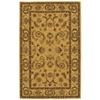 India House Gold Area Rug