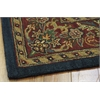India House Rectangle Rug By, Multicolor, 8' X 10'6""