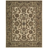 Nourison India House Rectangle Rug  By Nourison, Ivory Gold, 8' X 10'6""