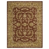 Nourison India House Rectangle Rug  By Nourison, Rust, 8' X 10'6""