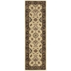"Nourison India House Runner Rug  By Nourison, Beige, 2'3"" X 7'6"""
