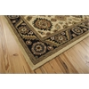 India House Rectangle Rug By, Beige, 5' X 8'
