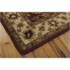 Nourison India House Rectangle Rug  By Nourison, Brick, 5' X 8'
