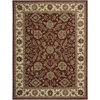 India House Rectangle Rug By, Brick, 8' X 10'6""