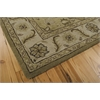 Nourison India House Rectangle Rug  By Nourison, Olive, 5' X 8'