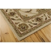 Nourison India House Rectangle Rug  By Nourison, Ivory, 5' X 8'