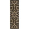 "India House Runner Rug By, Charcoal, 2'3"" X 7'6"""