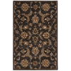 "India House Rectangle Rug By, Charcoal, 3'6"" X 5'6"""
