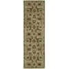 "India House Runner Rug By, Light Green, 2'3"" X 7'6"""