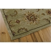 Nourison India House Rectangle Rug  By Nourison, Light Green, 5' X 8'