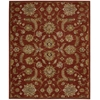 India House Brick Area Rug