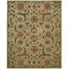 India House Light Green Area Rug
