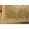 """Nourison India House Rectangle Rug  By Nourison, Ivory Gold, 8' X 10'6"""""""