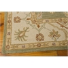 Nourison India House Rectangle Rug  By Nourison, Kiwi, 8' X 10'6""
