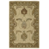 "India House Rectangle Rug By, Ivory Gold, 2'6"" X 4'"