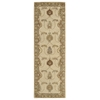 "Nourison India House Runner Rug  By Nourison, Ivory Gold, 2'3"" X 7'6"""