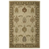 "Nourison India House Rectangle Rug  By Nourison, Ivory Gold, 3'6"" X 5'6"""