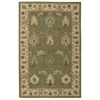 "Nourison India House Rectangle Rug  By Nourison, Kiwi, 3'6"" X 5'6"""