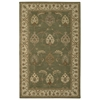 Nourison India House Rectangle Rug  By Nourison, Kiwi, 5' X 8'