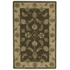 "Nourison India House Rectangle Rug  By Nourison, Mushroom, 2'6"" X 4'"
