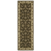 "India House Runner Rug By, Mushroom, 2'3"" X 7'6"""