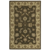 "Nourison India House Rectangle Rug  By Nourison, Mushroom, 3'6"" X 5'6"""