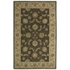 Nourison India House Rectangle Rug  By Nourison, Mushroom, 5' X 8'