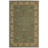 Nourison India House Rectangle Rug  By Nourison, Seafoam, 5' X 8'