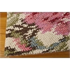 "Nourison Impressionist Rectangle Rug  By Nourison, Pastel, 5'6"" X 7'6"""
